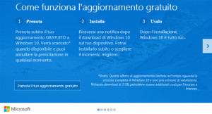prenota windows 10