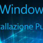 Come fare un'installazione pulita di Windows 10