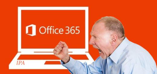 come risolvere i problemi di funzionamento di office 365 IPA