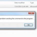 Errore durante l'invio del comando al programma con Excel? Ecco come risolvere