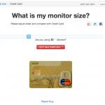Qual è la misura del mio monitor (o del mio tablet) in pollici?