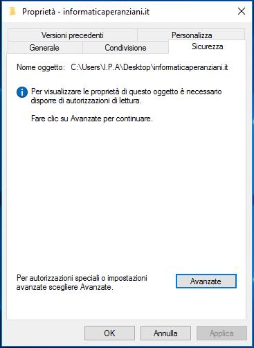 accesso negato1