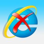 Come disinstallare Internet Explorer