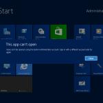 Impossibile aprire l'app in qualità di amministratore predefinito: come risolvere su Windows 10 (nel caso di Edge)