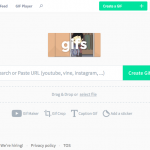 Come creare una immagine animata (una gif) da un video, gratuitamente online