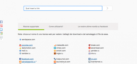 savefrom.net screen