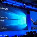 Windows 10 Anniversary Update è alle porte: ecco le novità e come ottenerlo