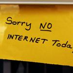Il computer è connesso alla rete, ma nessun accesso a internet