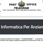 Come spedire telegrammi online dall'estero