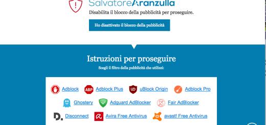 Aranzulla Adblock