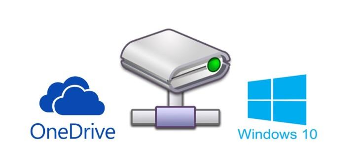 onedrive network drive