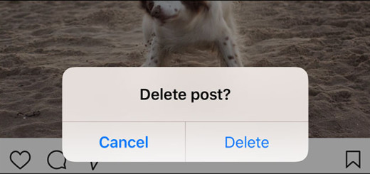 eliminare post instagram