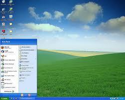 xp desktop