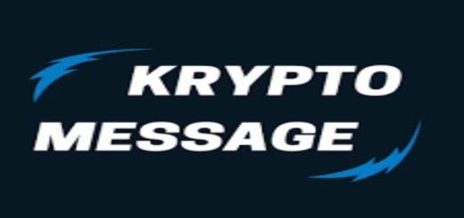 krypto message app messaggi