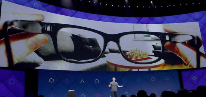 occhiali AR smartphone 2030