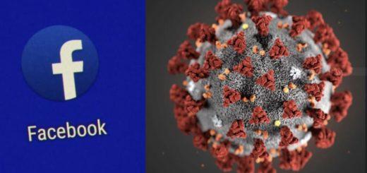 facebook coronavirus