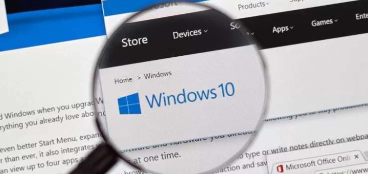 windows 10 microsoft aggiornamento
