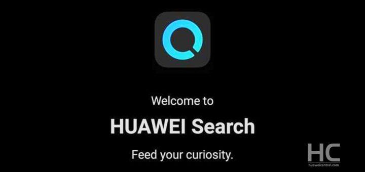 huawei search google