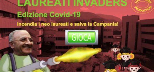 coronavirus lanciafiamme videogame de luca