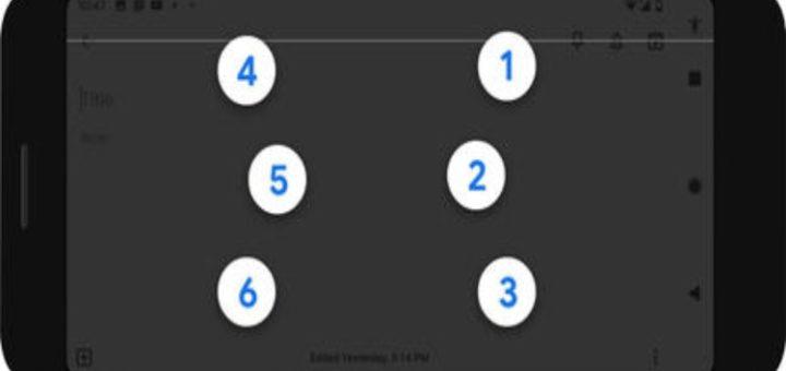 google braille tastiera