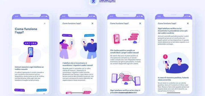 app immuni github