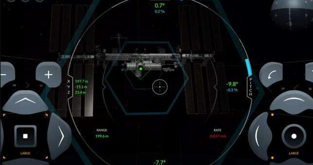 spacex simulatore online