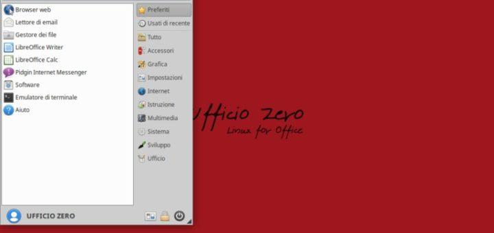 ufficio zero linux