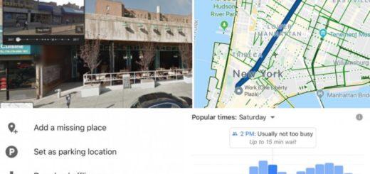google maps trucchi