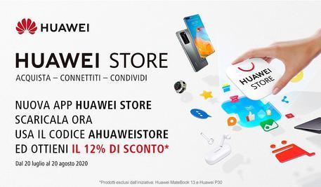 huawei app store