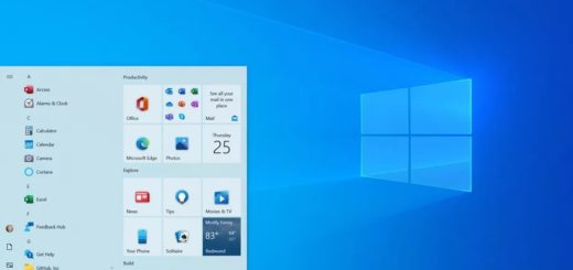microsoft windows 10 menu start