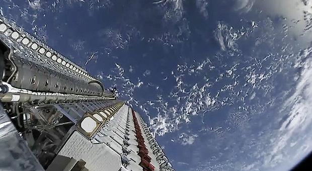 satelliti internet globale
