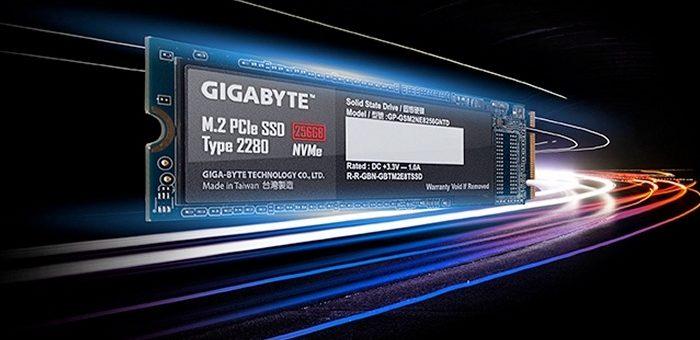 SSD NVMe PCIe 4.0 M.2