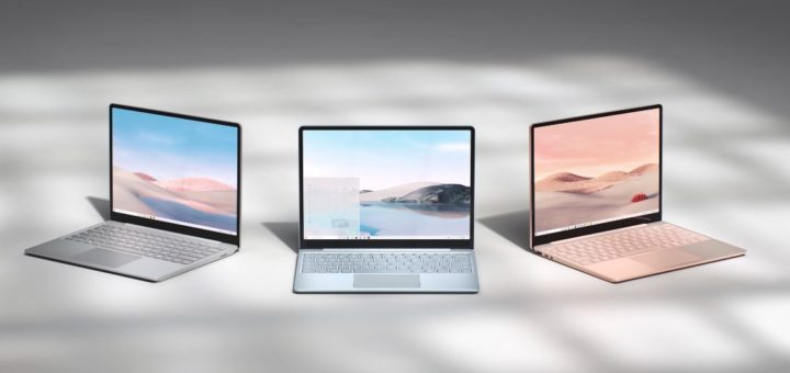 Nuovo Surface Laptop Go