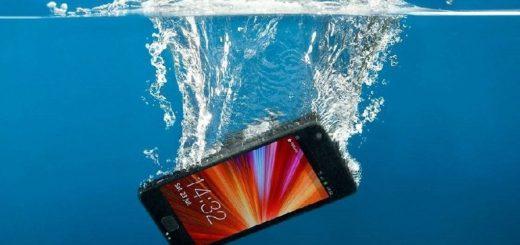 apple italia iphone acqua multa