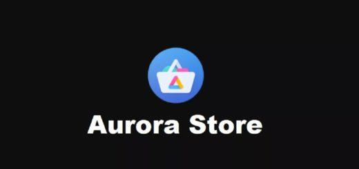 aurora store google