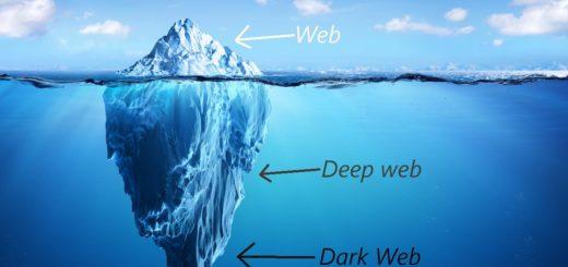 deep web- dark web