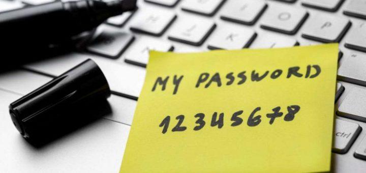 password peggiori