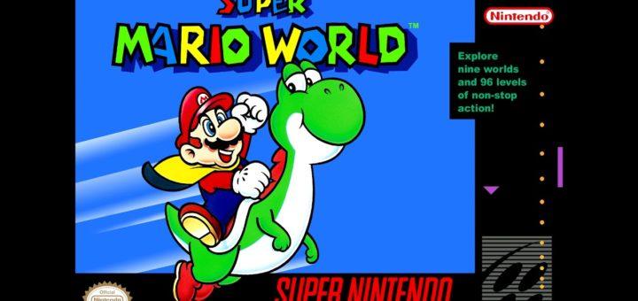 Super Mario World Restored
